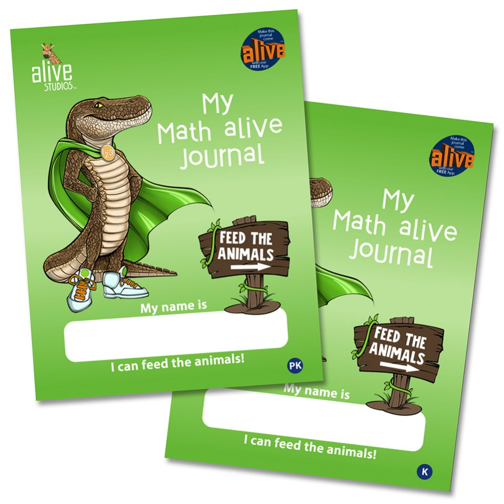 My Math alive® Journal