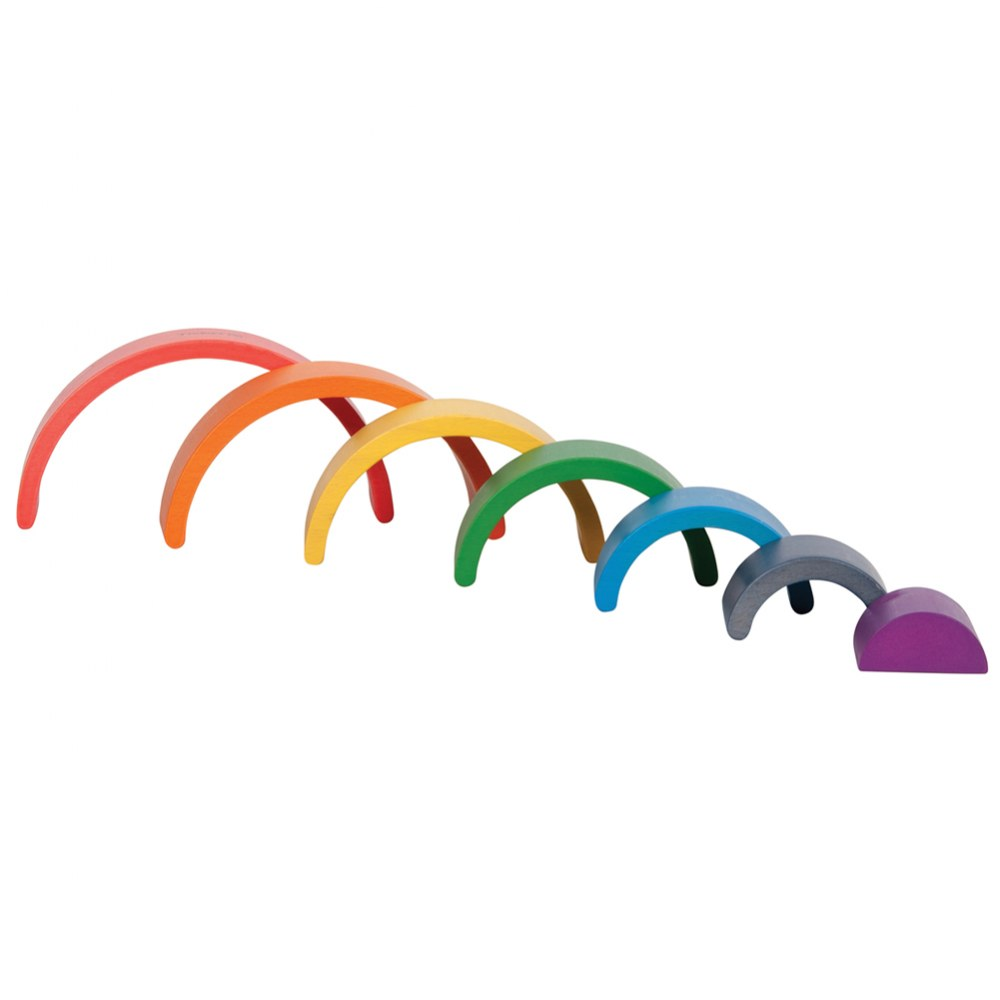 Alternate Image #3 of TickiT Rainbow Architect Arches