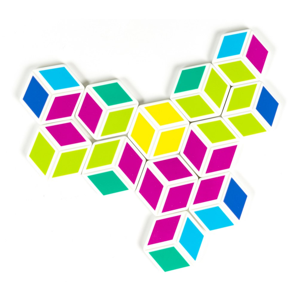 Alternate Image #1 of Stello Hexagon Color Matching Game