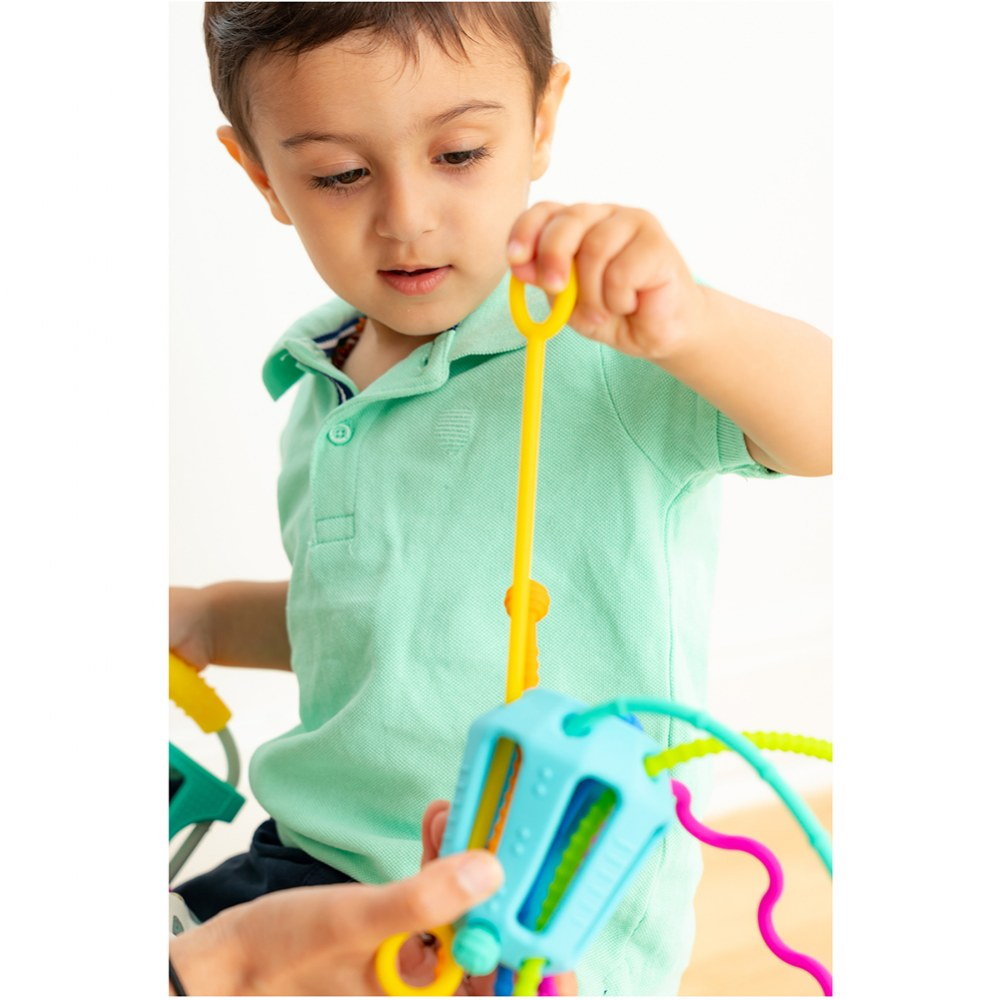 Alternate Image #4 of Zippee Sensory Exploration Activity Toy
