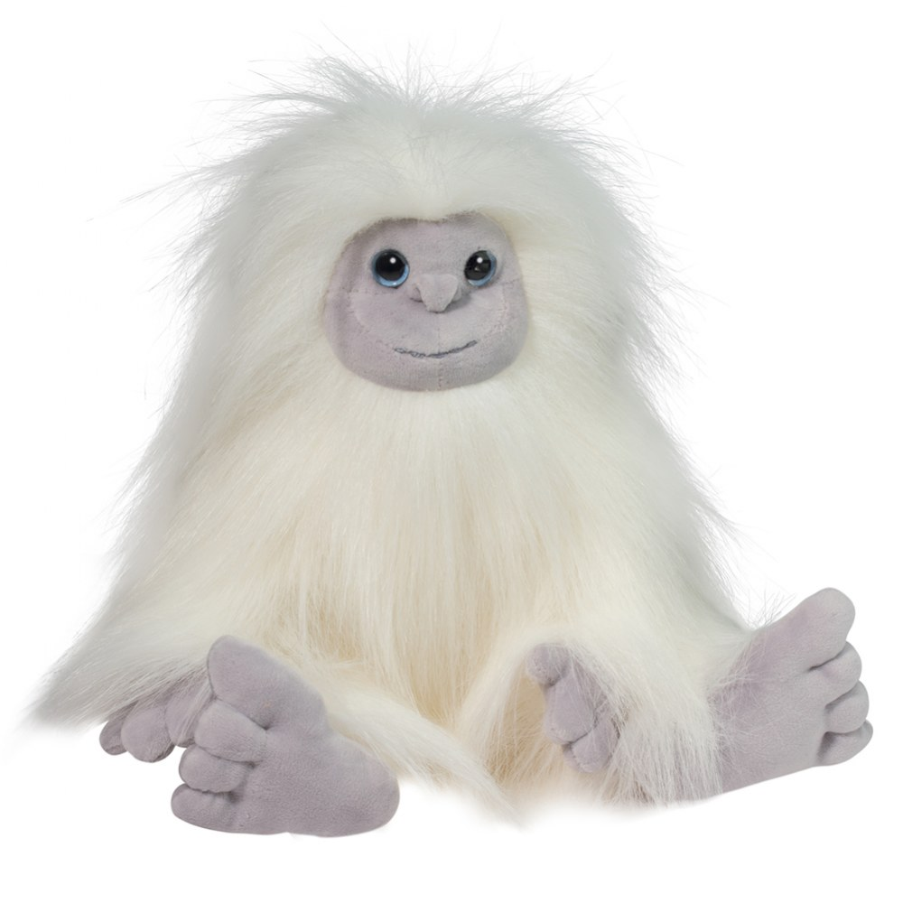 Alternate Image #2 of Sasquatch and Yeti Plush Set - Flo and Jurgen