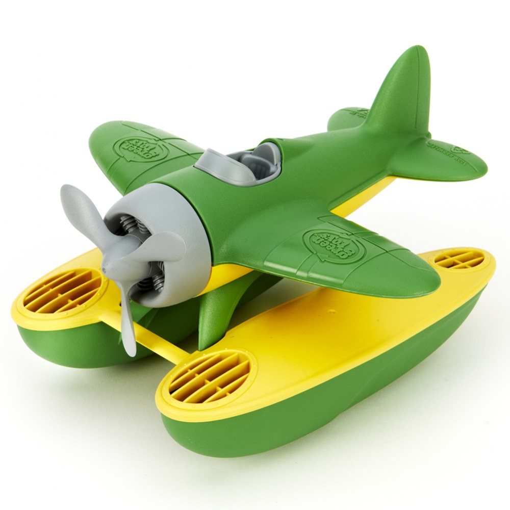 Alternate Image #1 of Eco-Friendly Floating Green Sea Plane