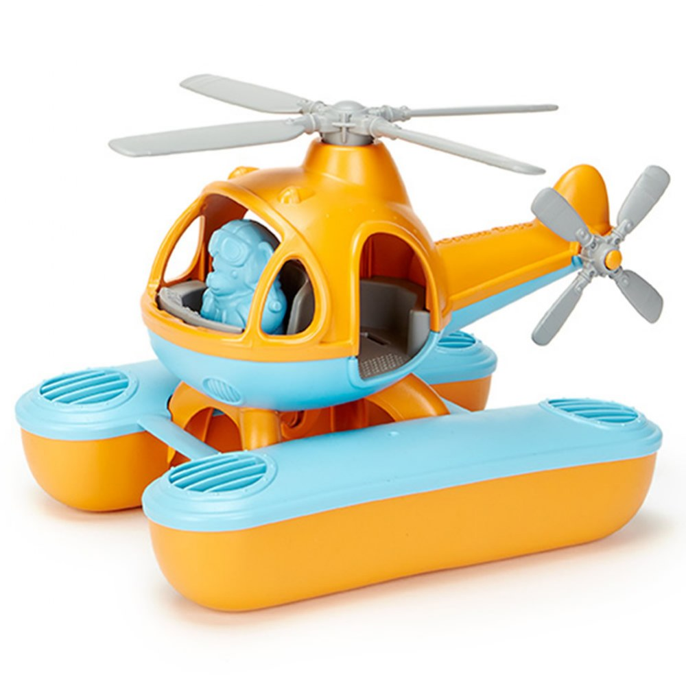 Alternate Image #1 of Eco-Friendly Sea Copter and Sea Plane Set