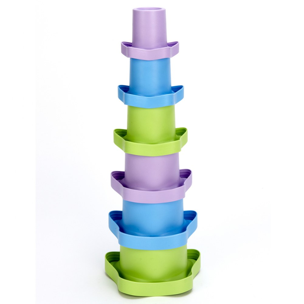 Alternate Image #1 of Eco Friendly Stackers and Sorters Set