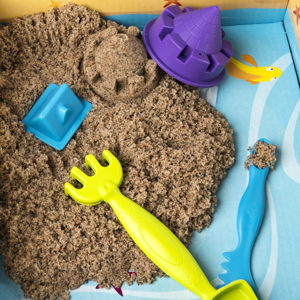 Alternate Image #3 of Kinetic Sand™ Beach Day Creative Fun