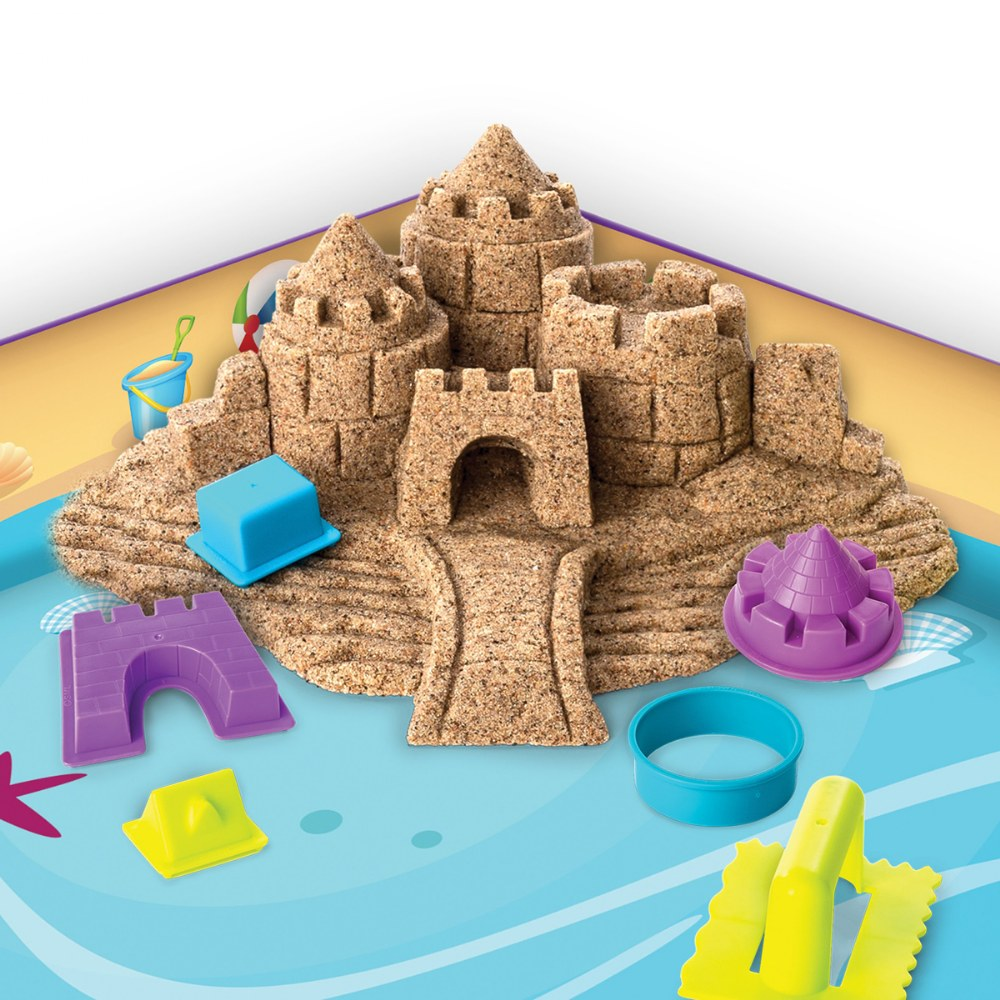 Alternate Image #6 of Kinetic Sand™ Beach Day Creative Fun