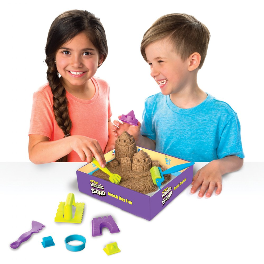 Alternate Image #2 of Kinetic Sand™ Beach Day Creative Fun