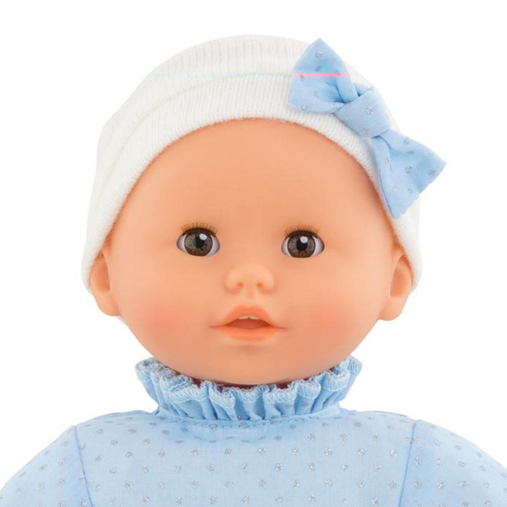 Alternate Image #1 of Bebe Calin Marguerite Winter Sparkle Doll