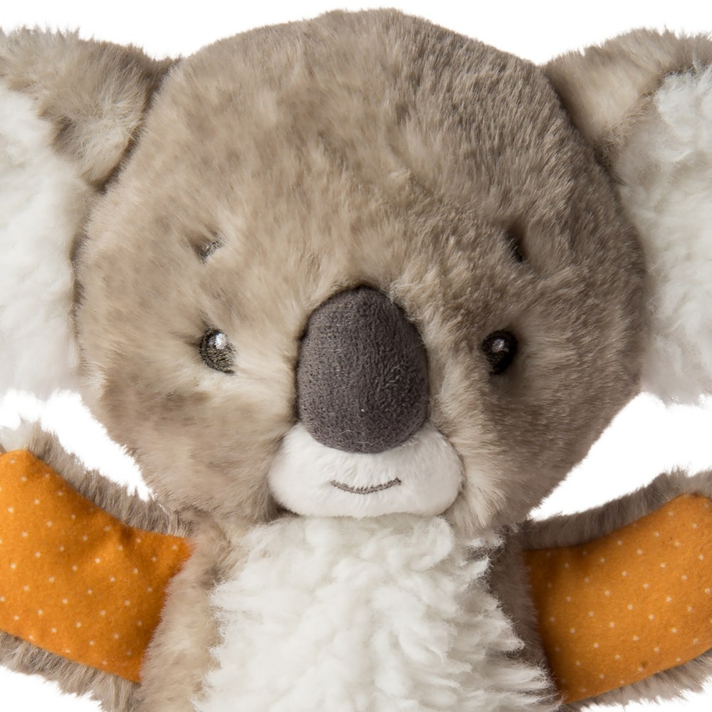 Alternate Image #2 of Mary Meyer Downunder Koala Lovey & Blanket
