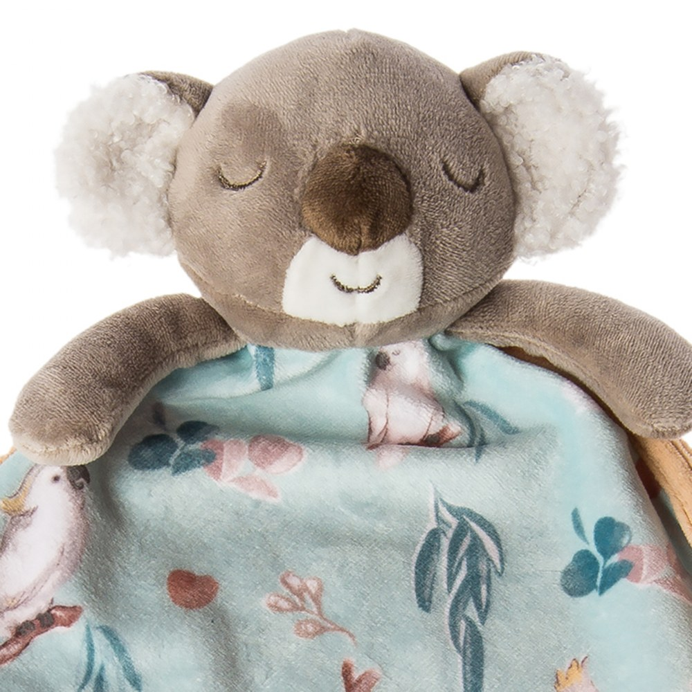 Alternate Image #3 of Mary Meyer Downunder Koala Lovey & Blanket