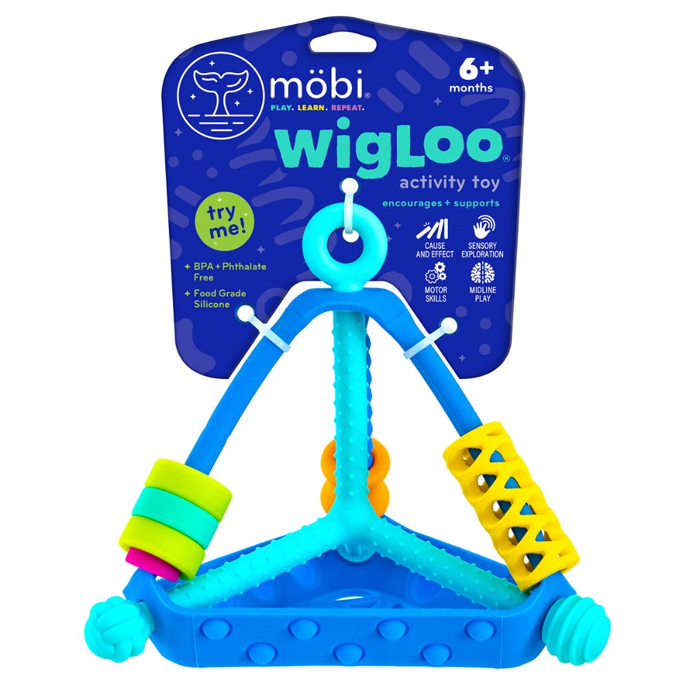 Alternate Image #1 of Infant & Toddler Wigloo Activity Toy
