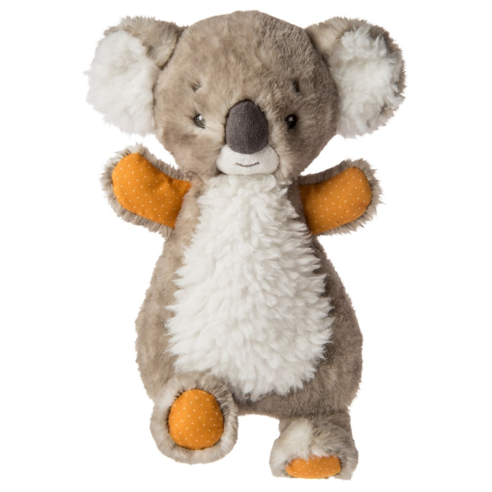 Alternate Image #7 of Mary Meyer Downunder Koala Lovey & Blanket