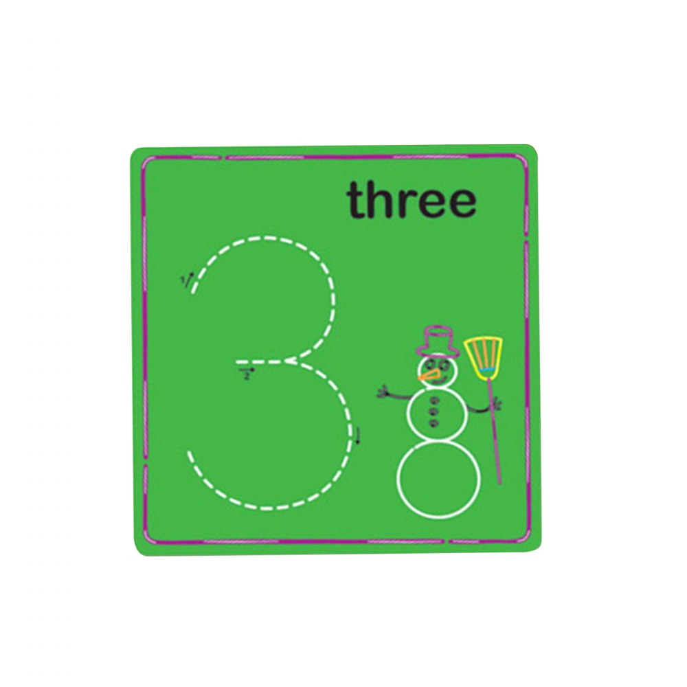 Alternate Image #1 of Wikki Stix® Alphabet With Upper & Lowercase and Numbers & Counting Cards