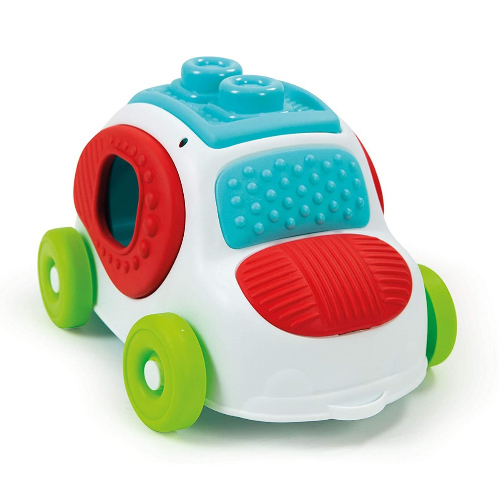 Alternate Image #1 of Baby Clemmy® Baby Soft Clemmy® - Sensory Car