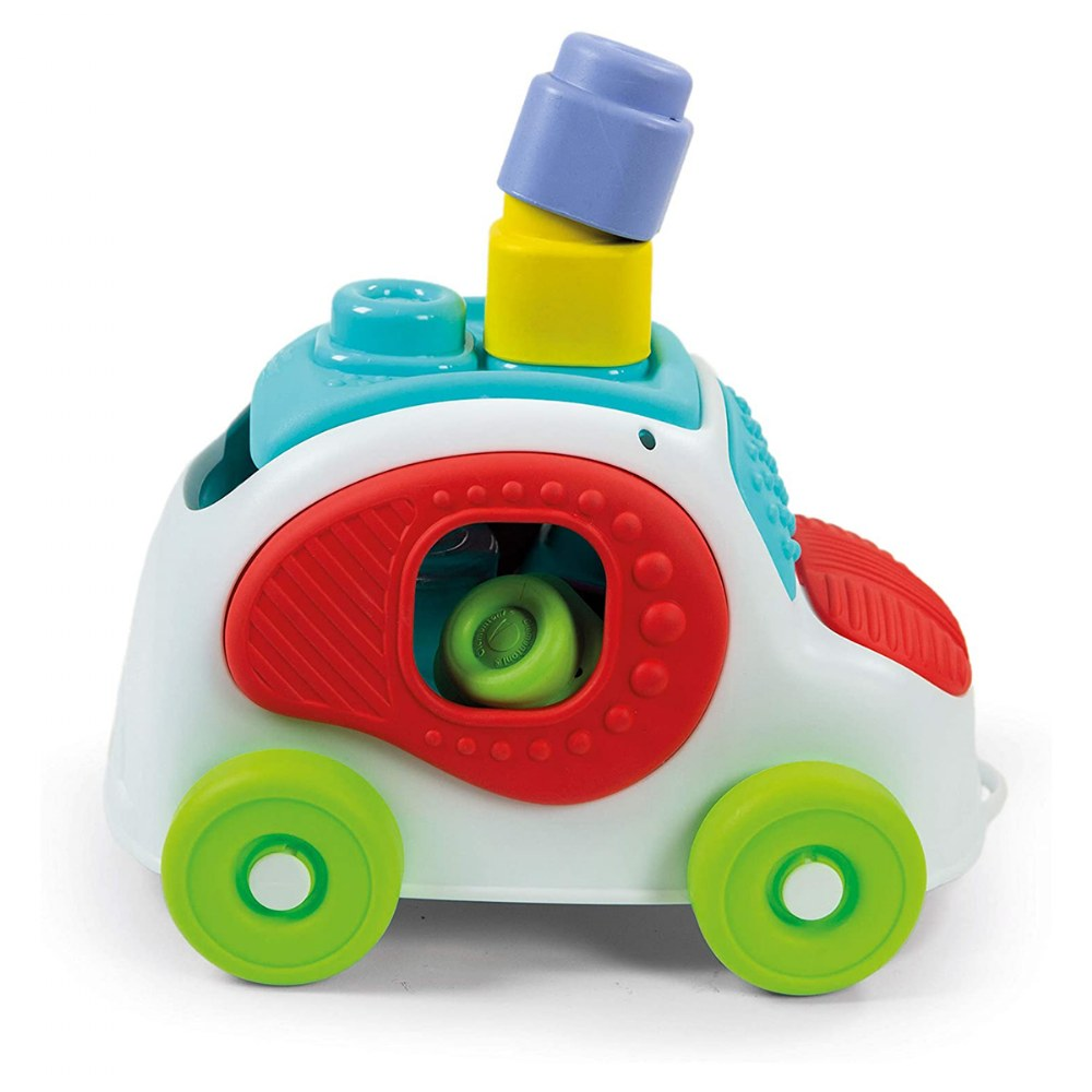 Alternate Image #3 of Baby Clemmy® Baby Soft Clemmy® - Sensory Car