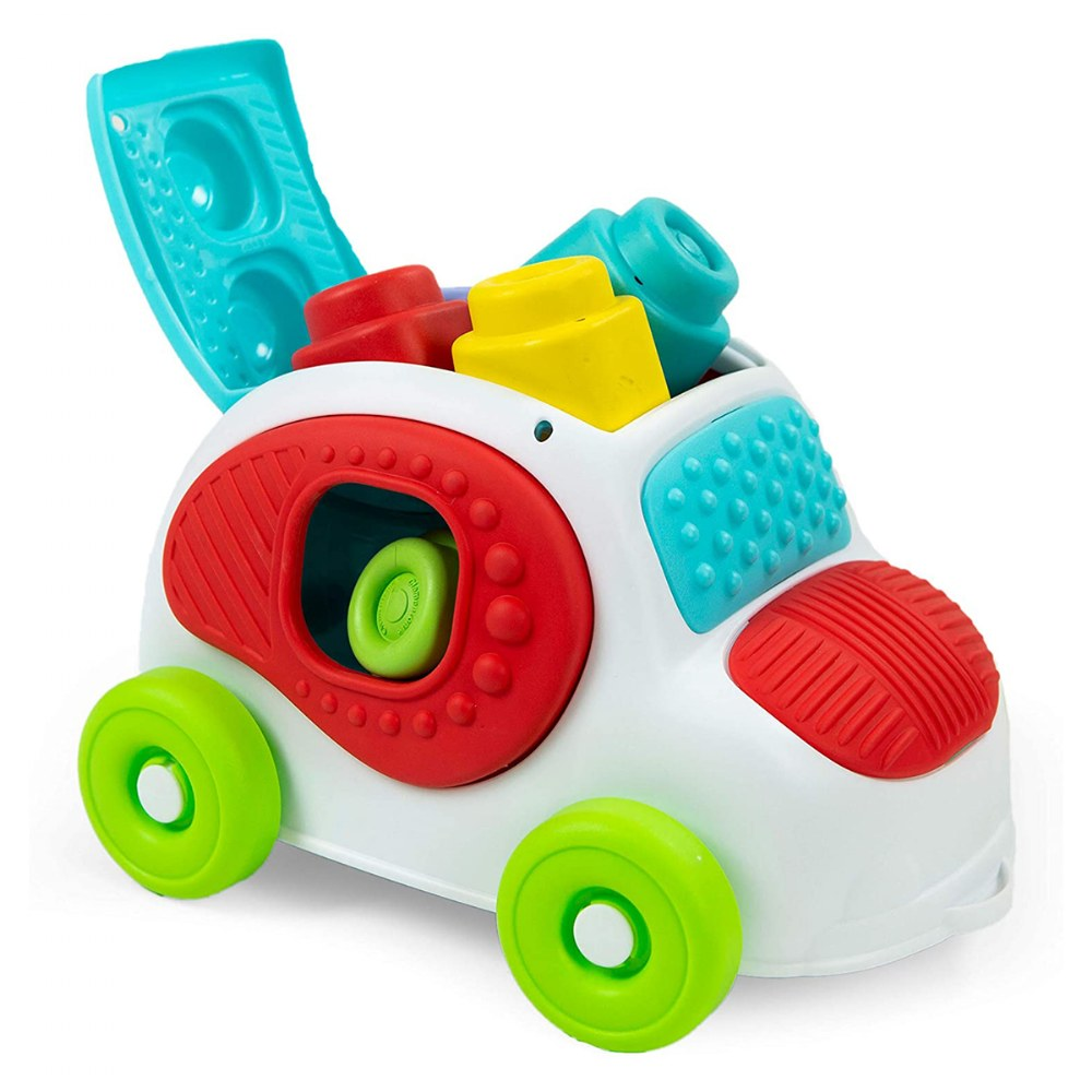 Alternate Image #4 of Baby Clemmy® Baby Soft Clemmy® - Sensory Car