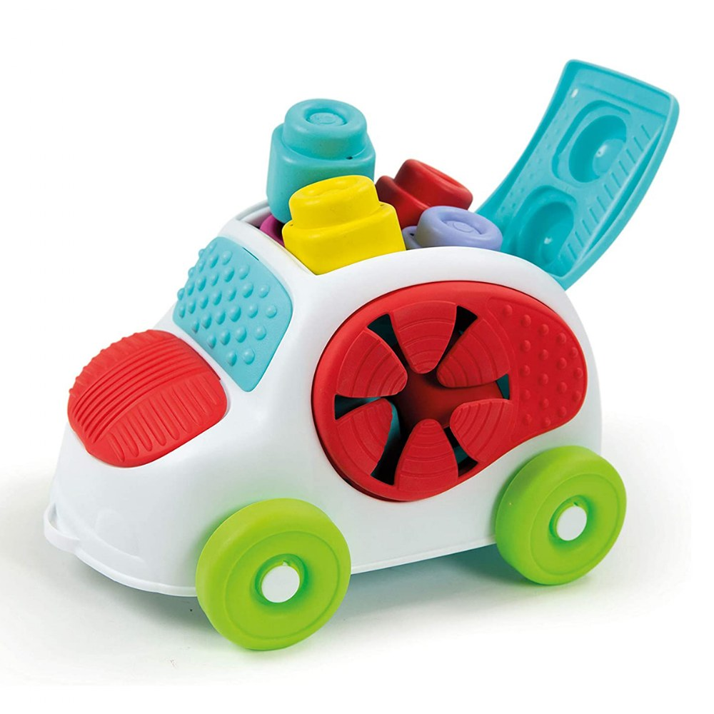 Alternate Image #5 of Baby Clemmy® Baby Soft Clemmy® - Sensory Car