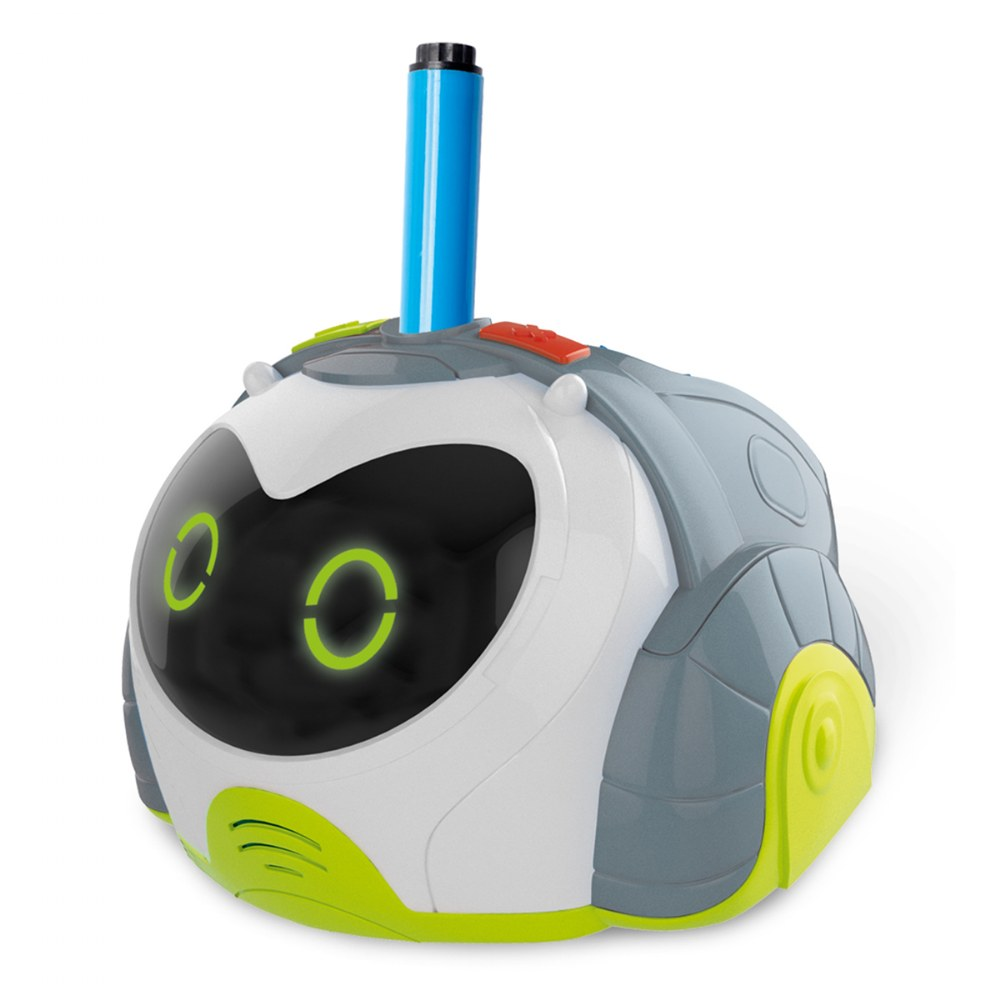Alternate Image #1 of Bubble Intelligent Robot - Educational Robot For Children - 2 Modes