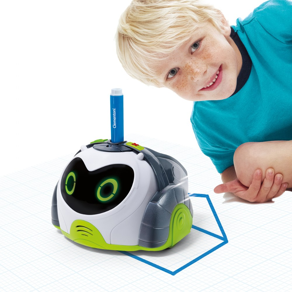 Alternate Image #2 of Bubble Intelligent Robot - Educational Robot For Children - 2 Modes