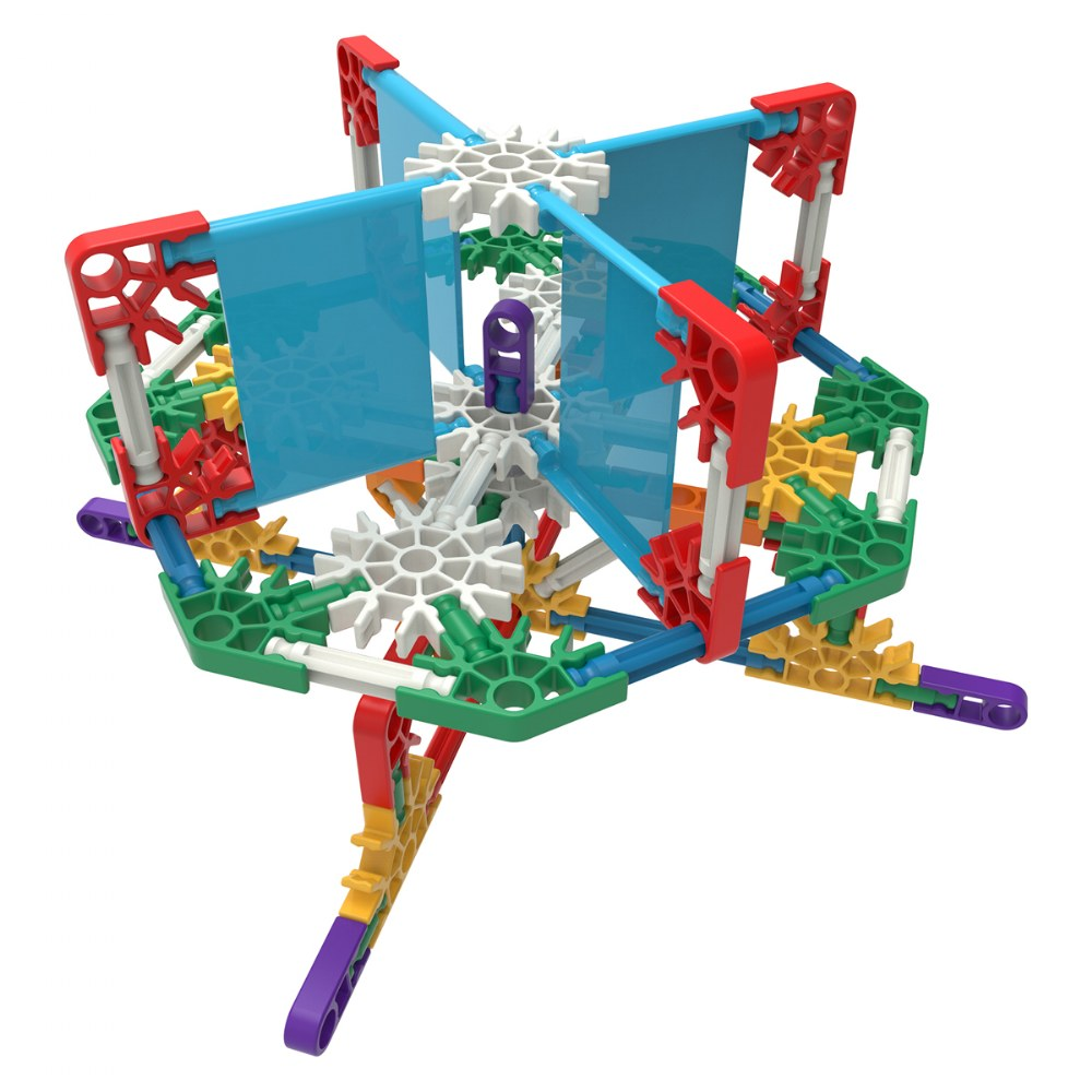 Alternate Image #3 of K'Nex Building Set - Beginner 40 Model Building Set