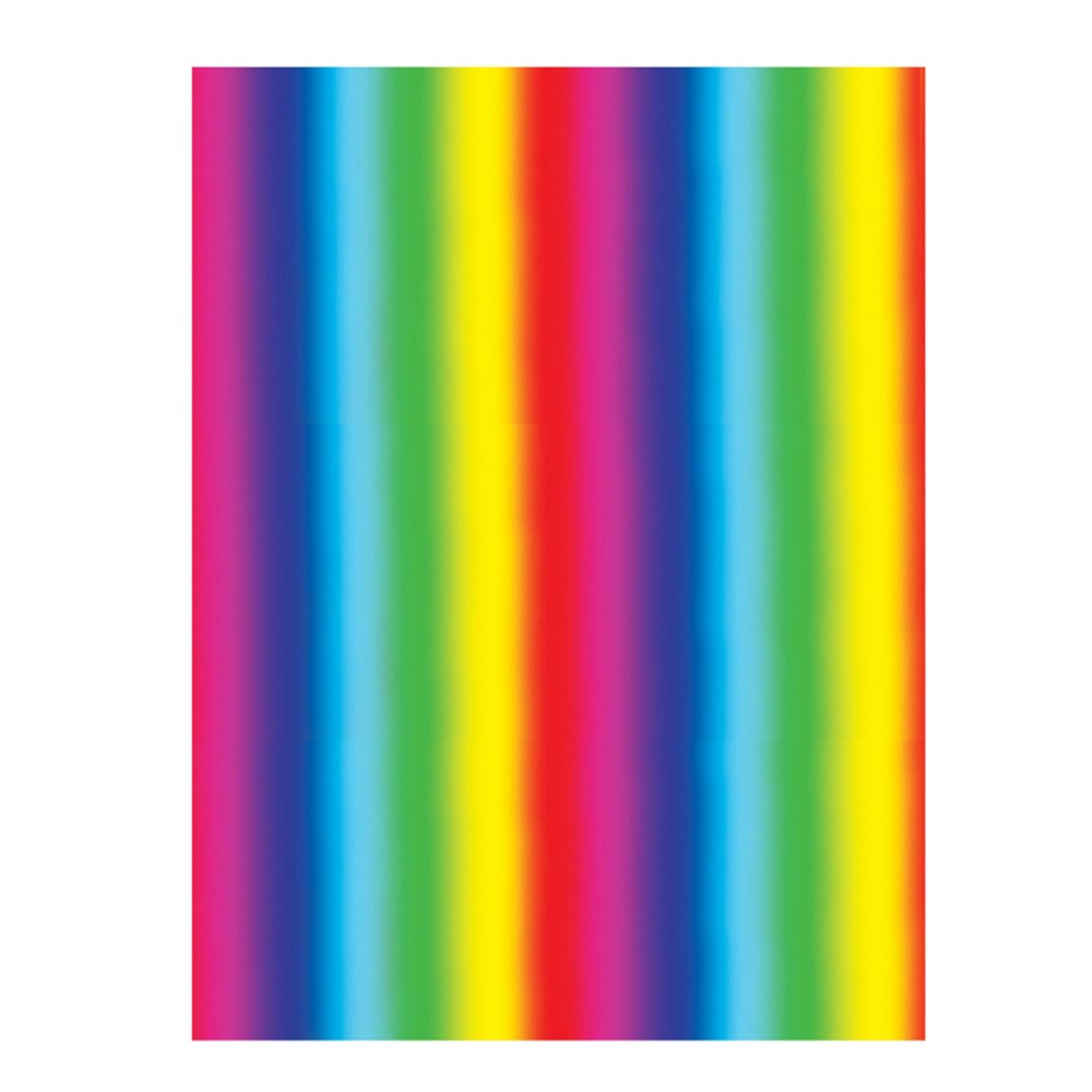 Alternate Image #3 of Double Color Rainbow Paper - 96 Double-Sided Sheets
