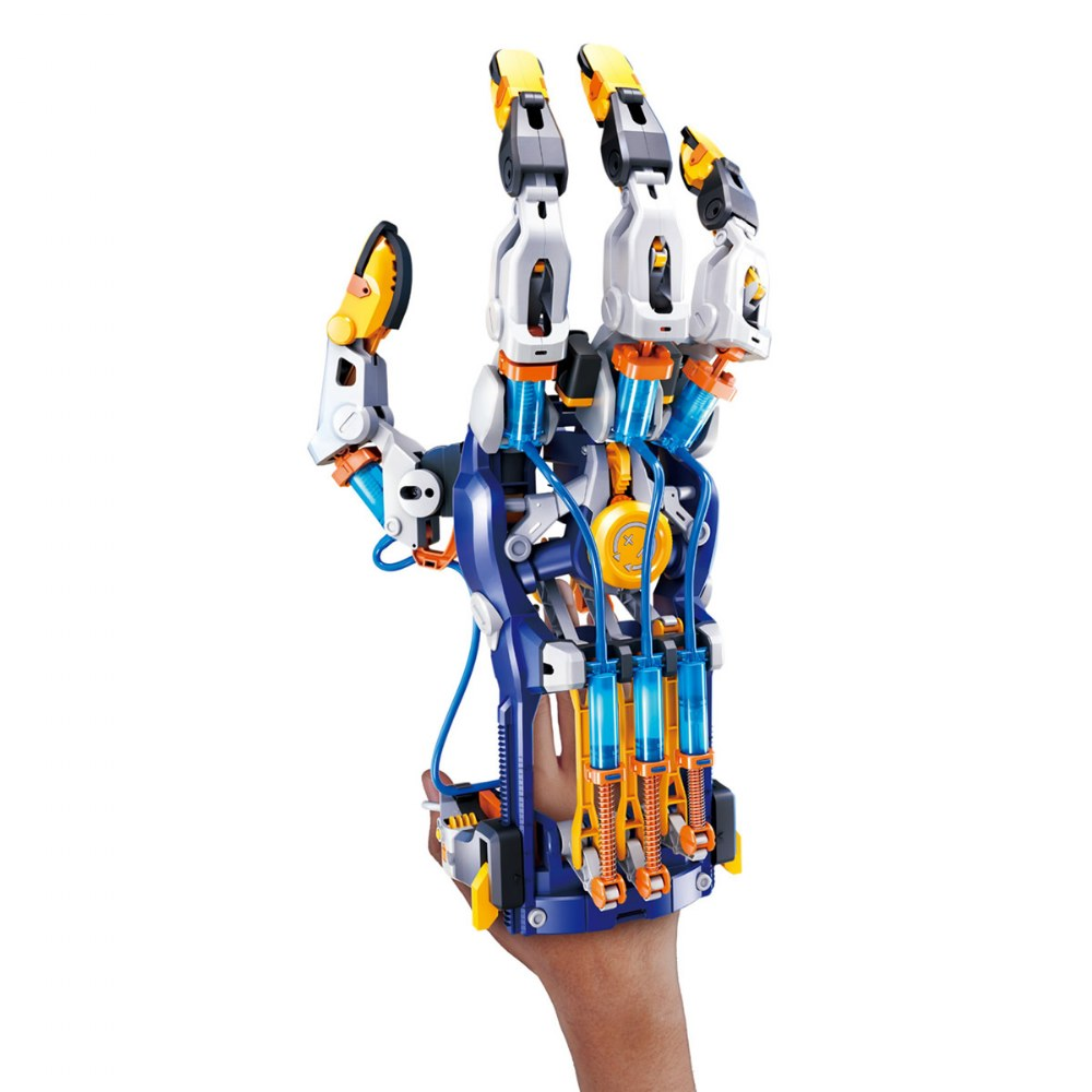Alternate Image #3 of Mega Cyborg Hand - Build Your Own Giant, Wearable, Hydraulic Hand