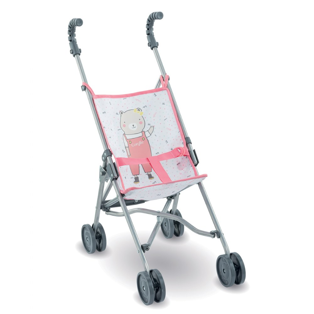 """Holds Up to 12/"""" Doll Baby Infant Doll Stroller"""
