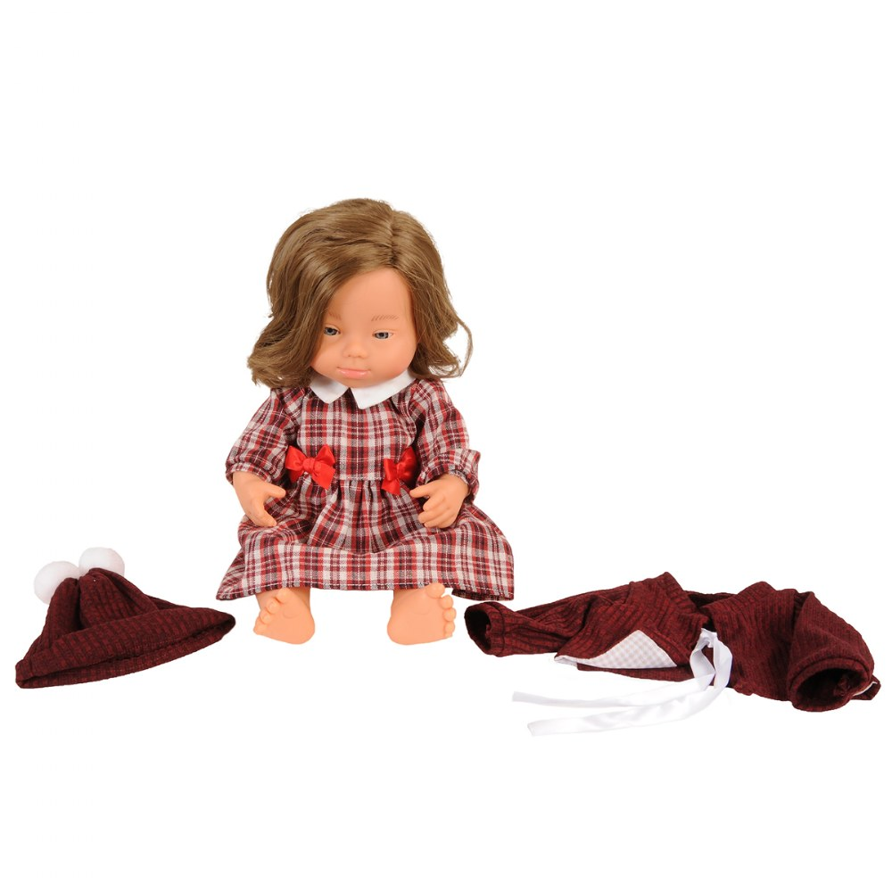 Alternate Image #10 of Dolls with Down Syndrome 15""