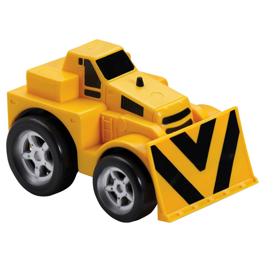 Alternate Image #13 of Pull-Back Tractor, Dump Truck and Bulldozer