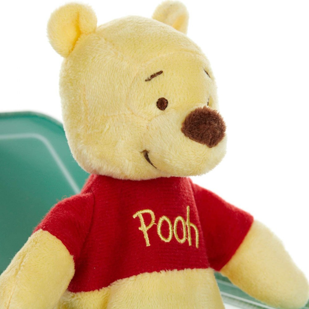 Alternate Image #3 of Winnie The Pooh Jack-in-The-Box Musical Toy