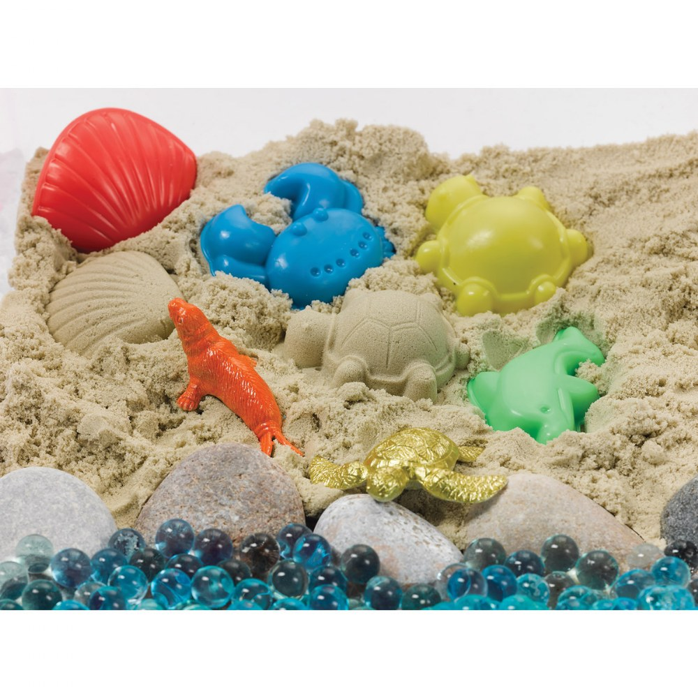 Alternate Image #3 of Ocean & Sand Sensory Bin