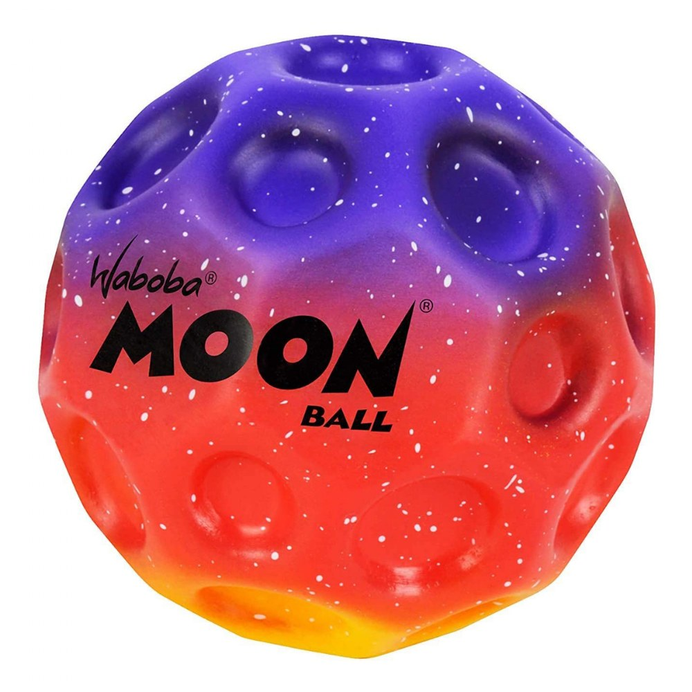 Alternate Image #6 of Gradient Moon Ball - Assorted Mixed Colors