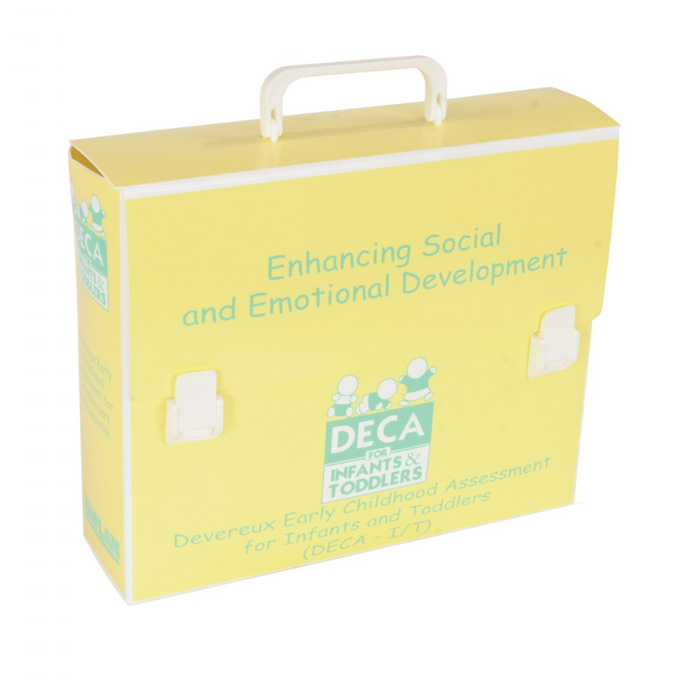 Alternate Image #1 of DECA Early Childhood Assessment for Infants/Toddlers (DECA-I/T) Kit