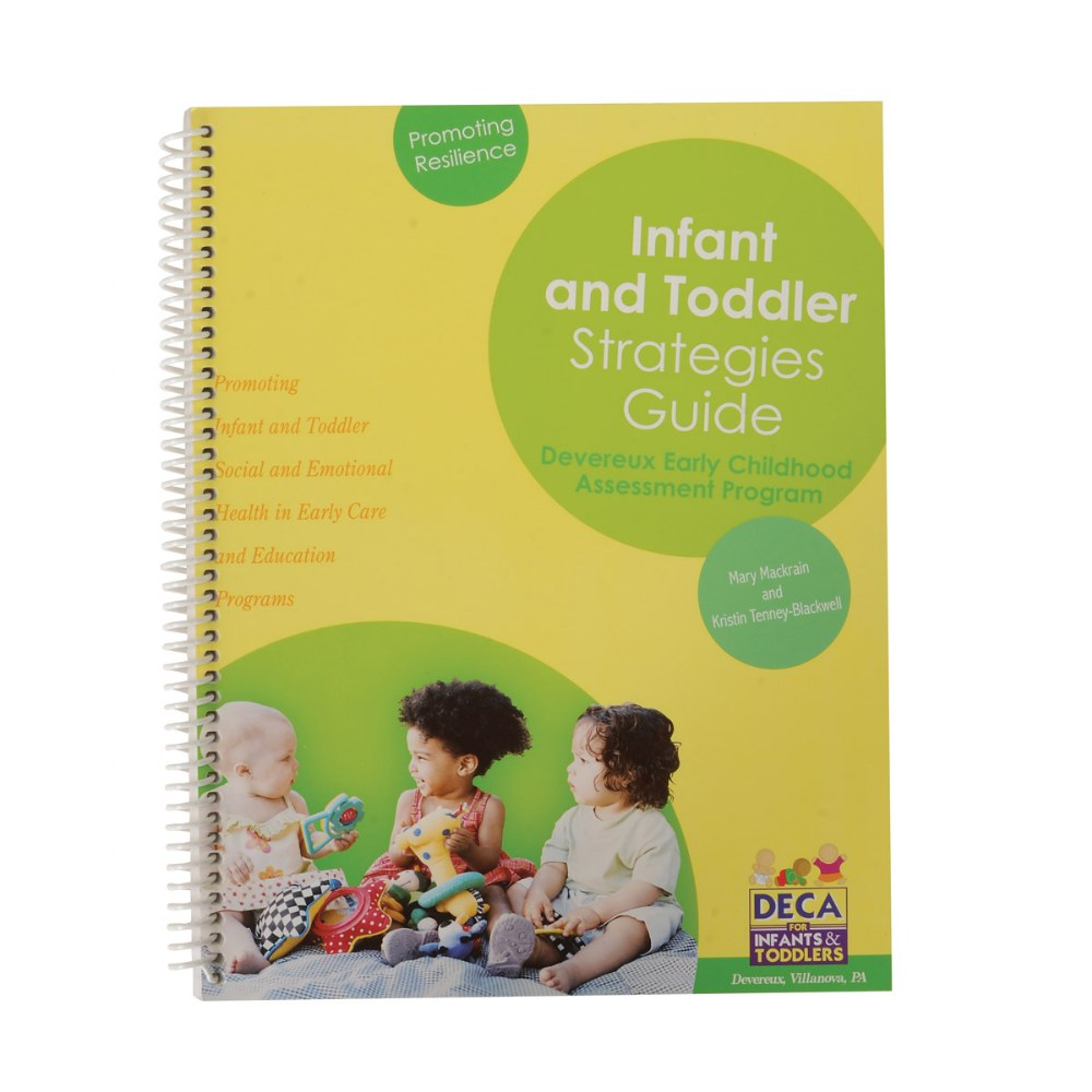 Alternate Image #3 of DECA Early Childhood Assessment for Infants/Toddlers (DECA-I/T) Kit