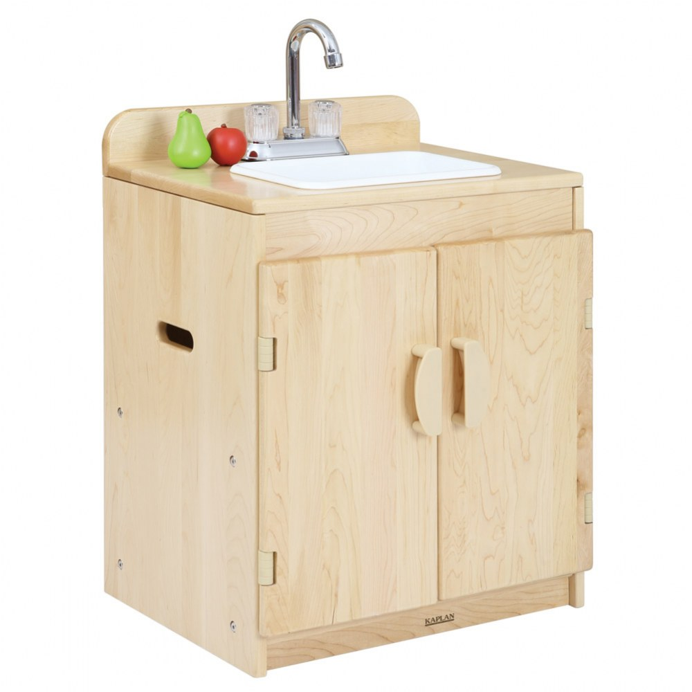 Premium Solid Maple Sink - Factory Second