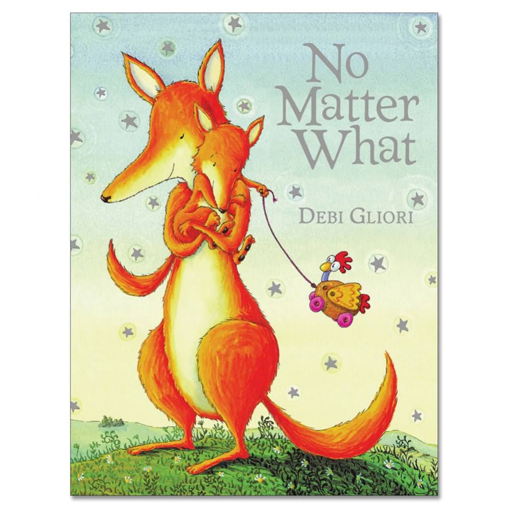 No Matter What - Board Book