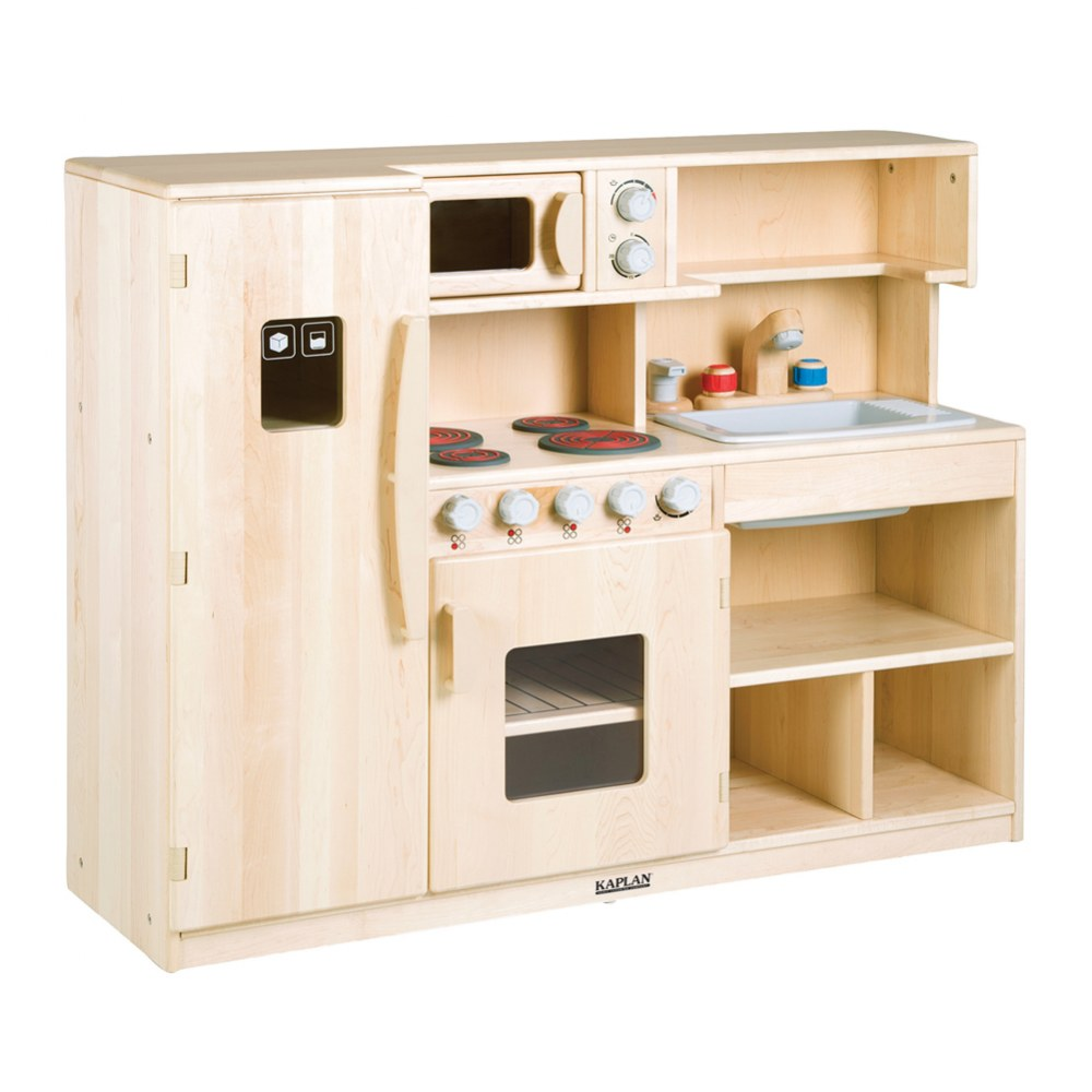 Maple All-in-One Kitchen