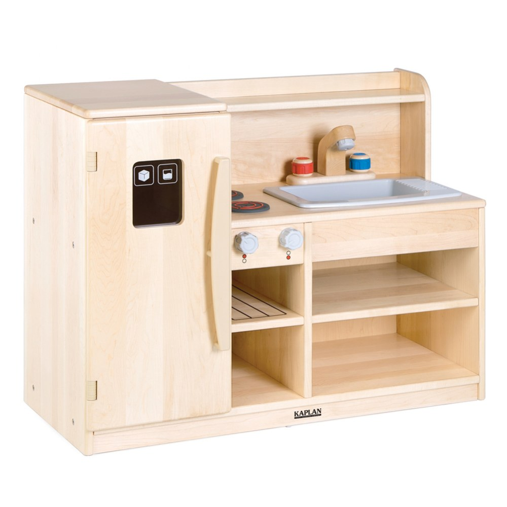 Maple Toddler All-In-One Kitchen