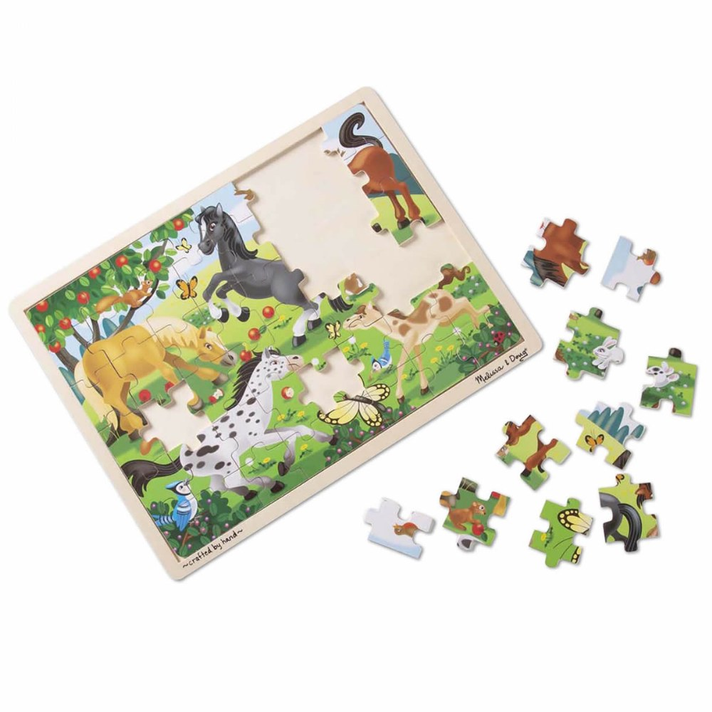 Alternate Image #1 of Wooden Jigsaw Puzzles