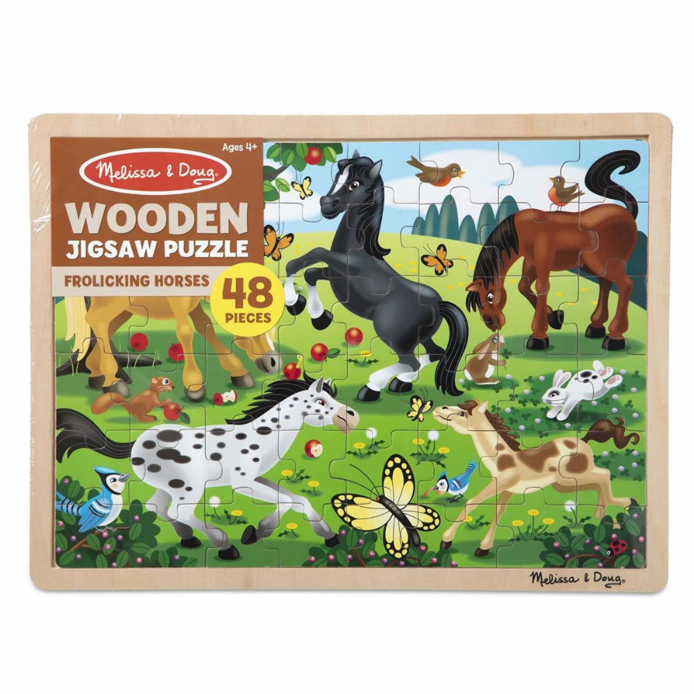 Alternate Image #3 of Wooden Jigsaw Puzzles