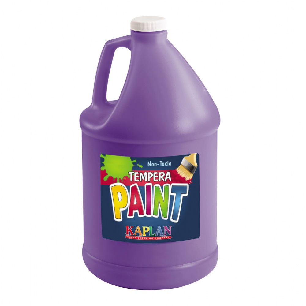 Kaplan Kolors Tempera Paint (Gallon)