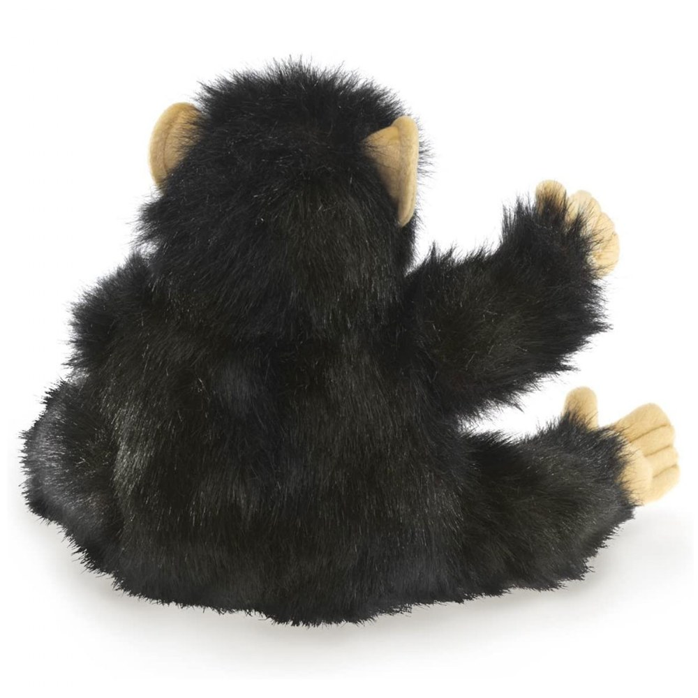 Alternate Image #1 of Baby Chimp Hand Puppet