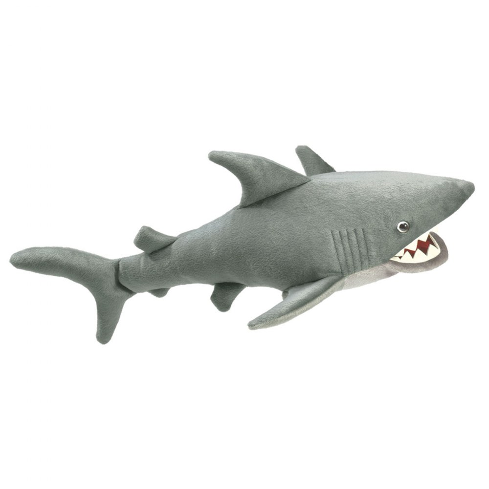 Alternate Image #1 of Shark Hand Puppet