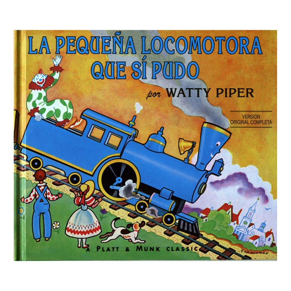 The Little Engine that Could - Spanish Paperback