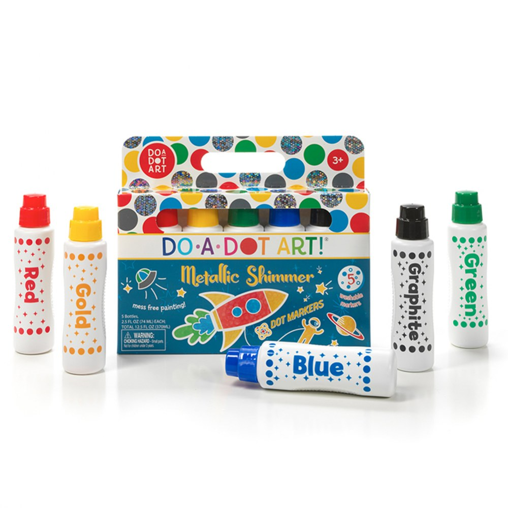 Alternate Image #2 of Do A Dot Art Sets - 22 Markers