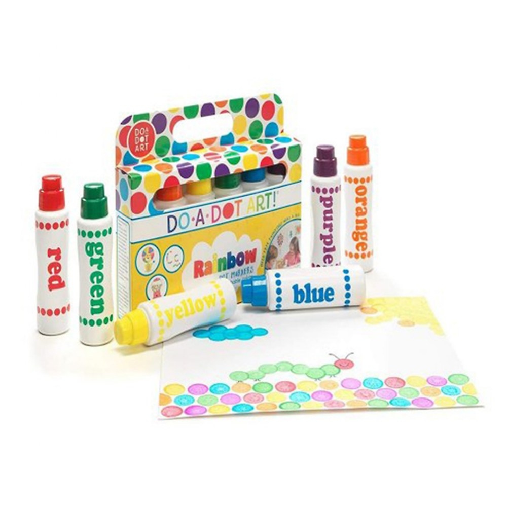 Alternate Image #3 of Do A Dot Art Sets - 22 Markers