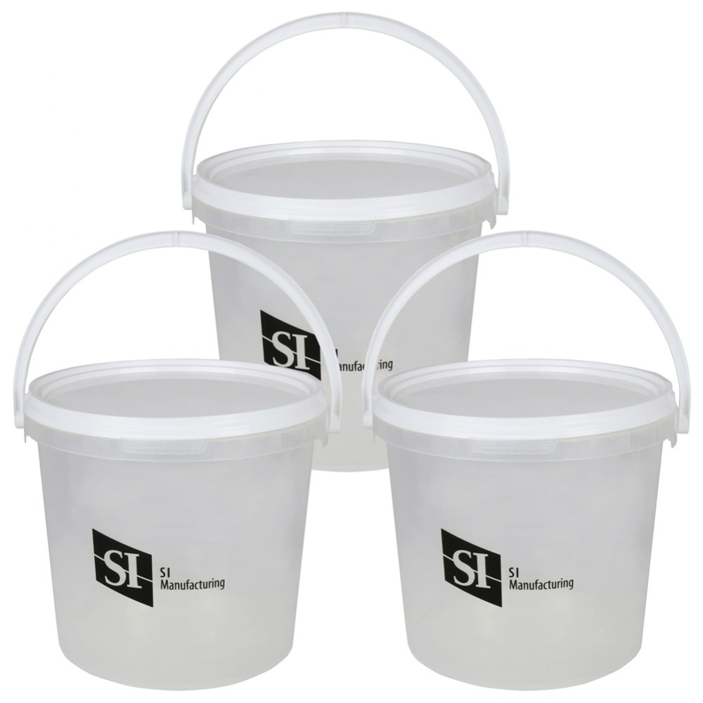 Clear Gallon Containers
