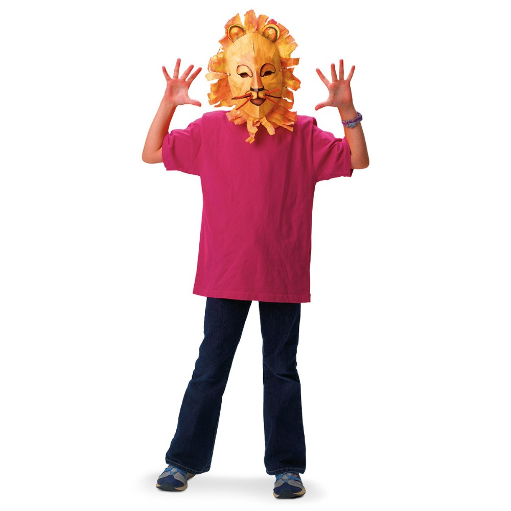 Alternate Image #3 of Folding Fun Masks - 40 Count
