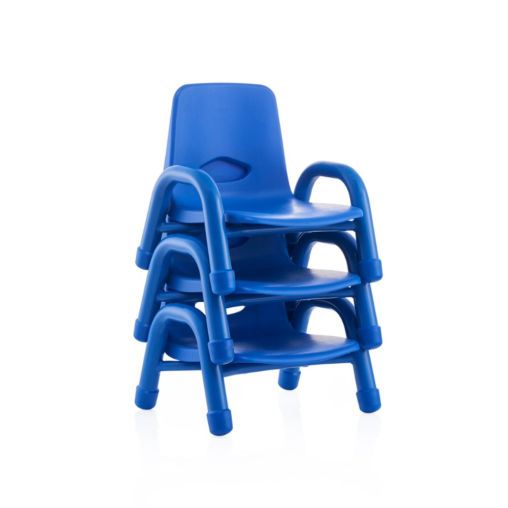 Alternate Image #5 of Nature Color Chunky Stackable Chairs