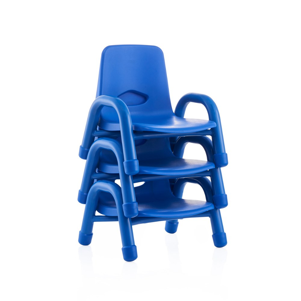 Alternate Image #17 of Nature Color Chunky Stackable Chairs